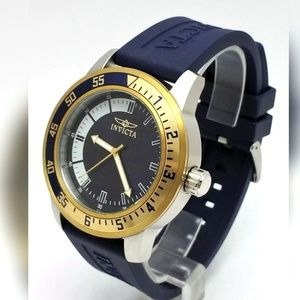 2 LEFT IN STOCK-New Invicta men's watch